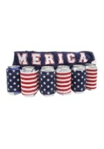 Merica Patriotic Beer Belt 2