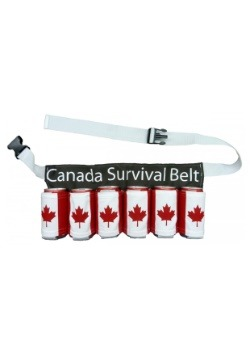 Canada Survival Beer Belt
