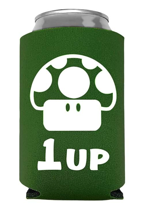 1 Up Extra Life Can Cooler