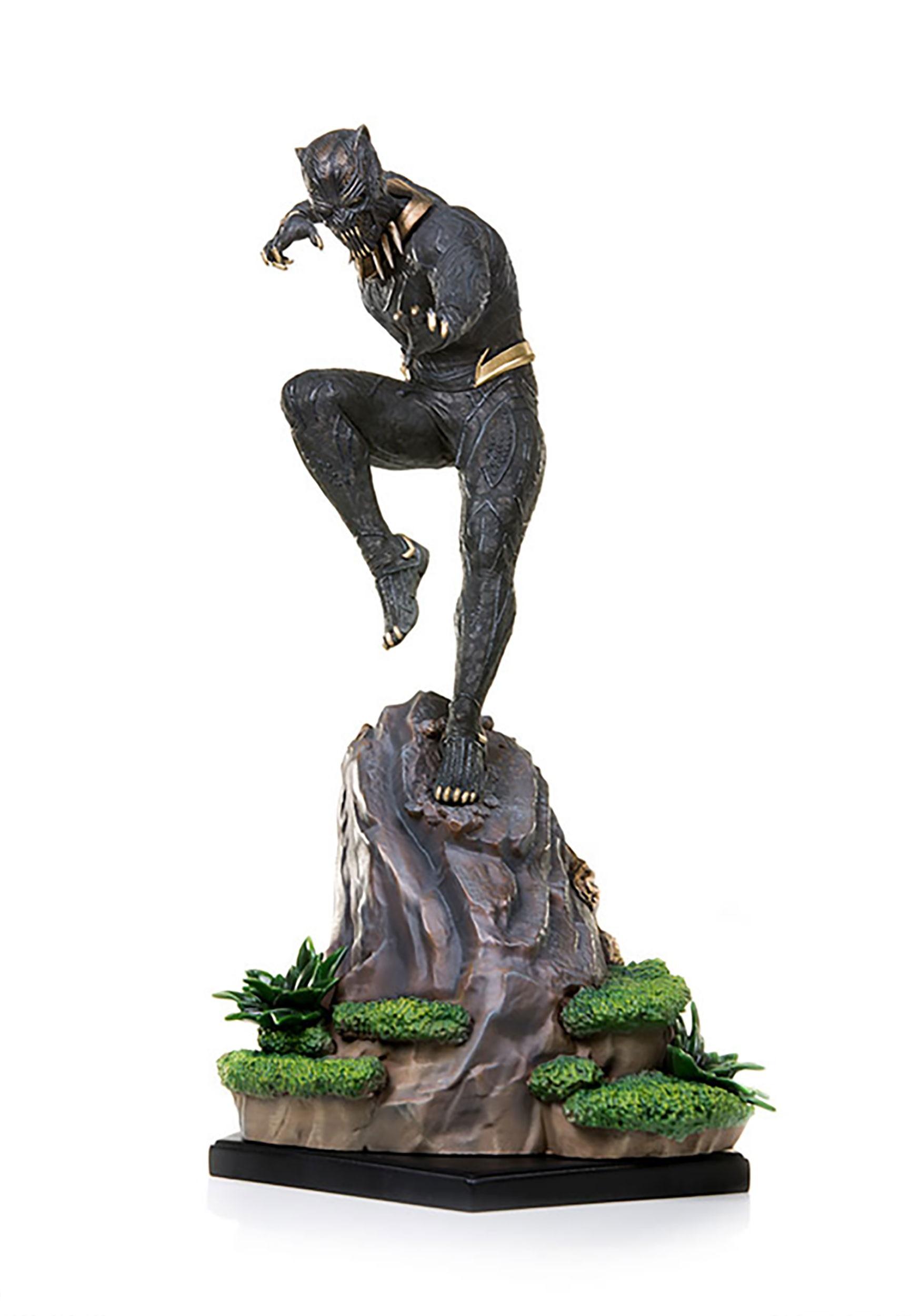 Black_Panther_Killmonger_Iron_Studios_Battle_Diorama
