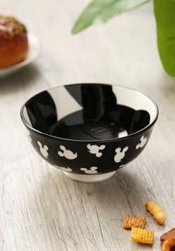 Mickey Mouse Silhouette Tidbit Bowl