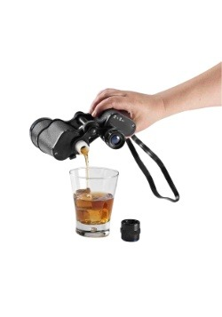 Binoculars Flask