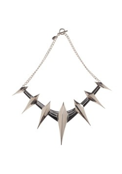 Black Panther Spike Cosplay Collar Necklace