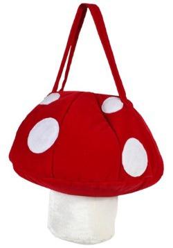 Womens Mushroom Purse Handbag