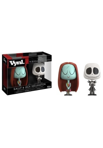 Vynl: Nightmare Before Christmas: Sally & Jack