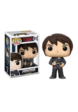 POP! TV: Stranger Things- Jonathan w/ Camera Vinyl Figure