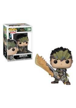 Monster Hunter Hunter Vinyl Figure