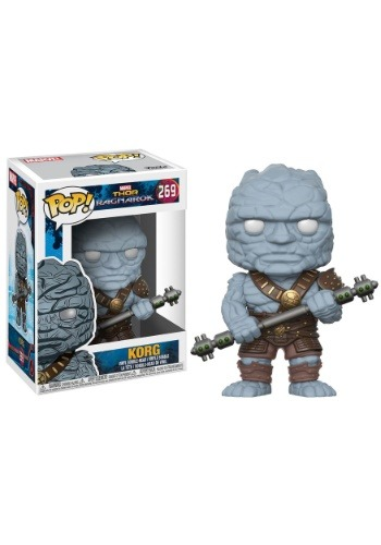 Pop! Marvel: Thor Ragnarok- Korg