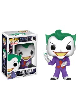Funko POP! Heroes: Batman the Animated Series- Joker Vinyl F