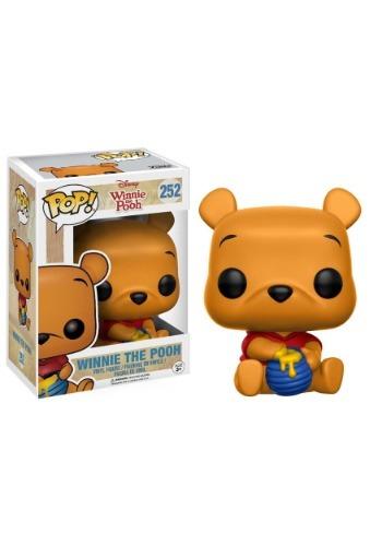 POP! Disney: Winnie the Pooh Seated Pooh Vinyl Figure