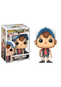 POP Disney: Gravity Falls - Dipper Pines w/CHASE