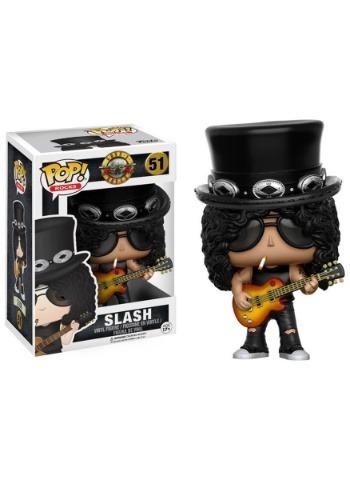 Pop! Rocks: Music- Guns N Roses Slash