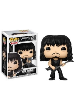 POP! Music: Metallica - Kirk Hammett Vinyl Figure