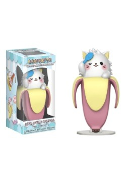 FUNKO: Bananya - Long-Haired Bananya Vinyl Figure