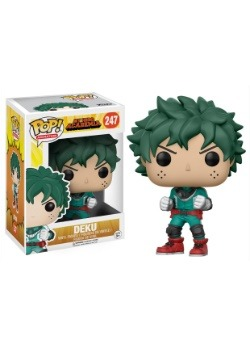 POP! Anime: My Hero Academia - Deku Vinyl Figure