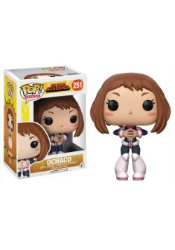POP! Anime: My Hero Academia- Ochaco Vinyl Figure