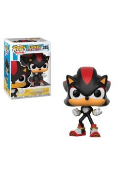 Sonic the Hedgehog - Shadow Vinyl Figure