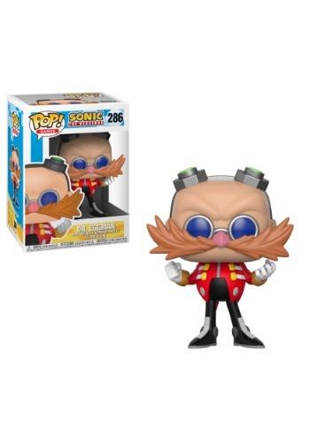 POP! Games: Sonic Dr. Eggman Vinyl Figure