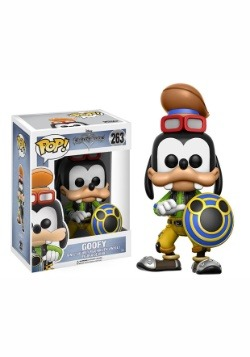 Kingdom Hearts - Goofy POP! Vinyl Figure