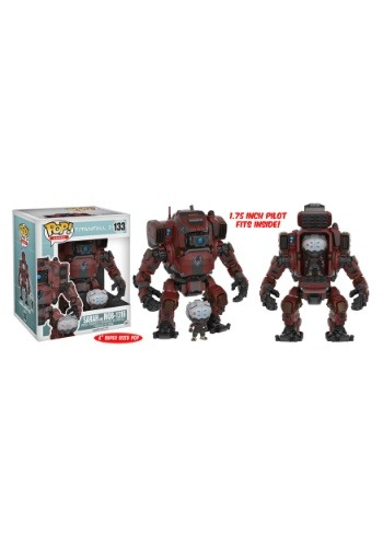 "POP! & Buddy: Titanfall 2- Sarah & 6"" MOB-1316 Vinyl Figures"