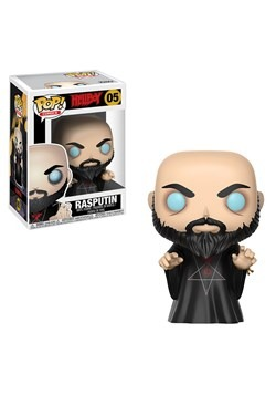 POP! Comics: Hellboy- Rasputin Vinyl Figure