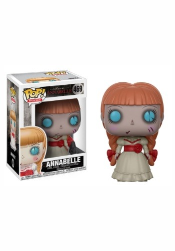 POP! Movies: Horror: The Conjuring- Annabelle Vinyl Figure