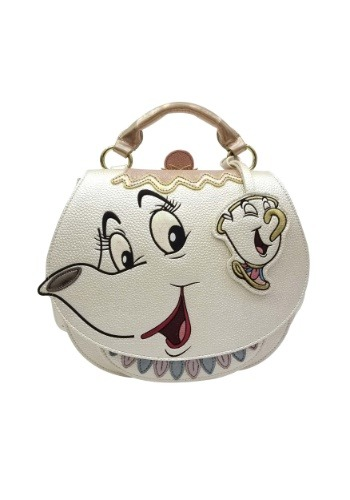 Danielle Nicole Mrs. Potts Saddlebag
