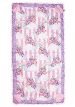 Irregular Choice Unicorn Rainbow Lightweight Scarf Alt 1