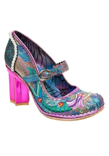 Irregular Choice Mer Magic Pink Mermaid Heel