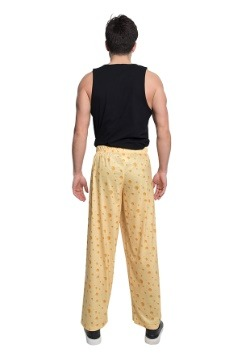 Men's Cheese Lounge Pants Back