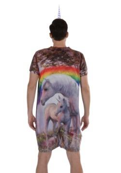 Men's Rainbow & Unicorn Romper Alt2