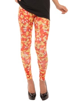 Candy Corn Leggings