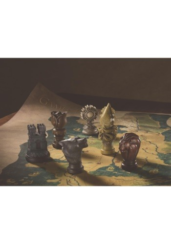 Game of Thrones Map Market Set w/ Map
