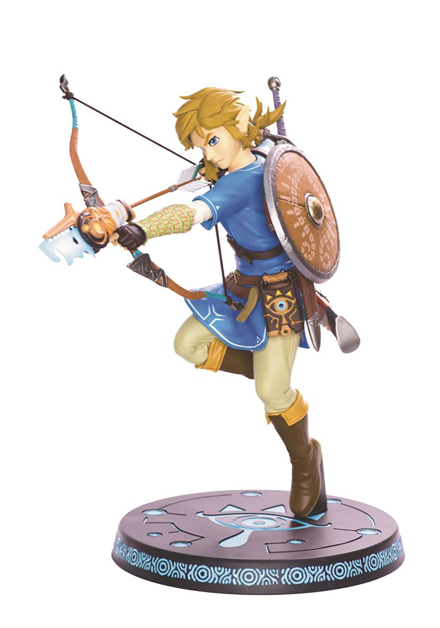 d941a99dd07bf Legend of Zelda Breath of the Wild Link Statue