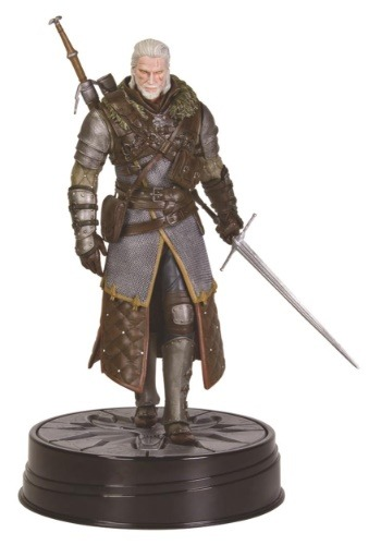 Witcher Figure Geralt Grandmaster Figure