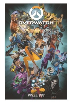 Overwatch Anthology Vol. 1 Hardcover Book