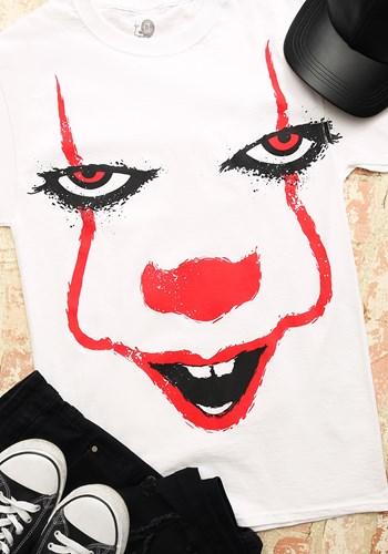 Pennywise Splatter Face Men's T-Shirt