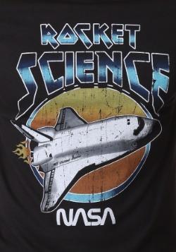 NASA Rocket Science Metal Album Men's T-Shirt