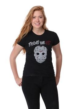 Jason Friday the 13th Women's Tee