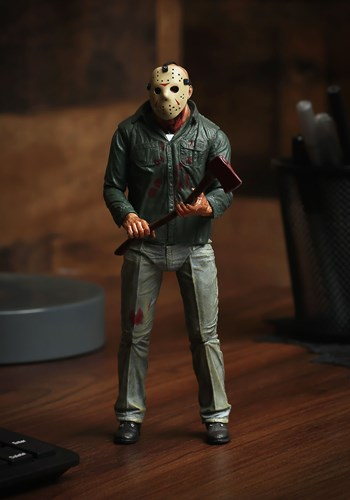 Friday the 13th Part 3 Jason Ultimate 7-Inch Figure Update