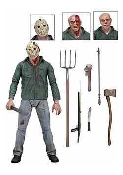 Friday the 13th: Part 3 Jason Voorhees 7-inch Figure Alt 4