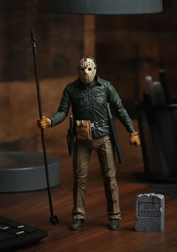 Friday the 13th Part VI Jason Lives Scale Action Figure Upda