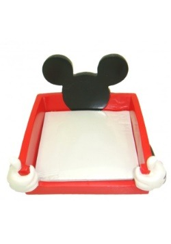 Mickey Ears Notepad Holder