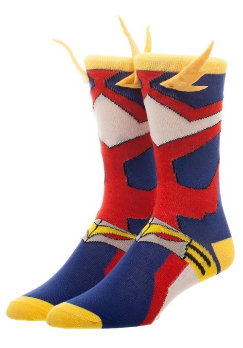 My Hero Academia Cosplay Crew Socks1