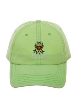 The Muppets Kermit the Frog Adjustable Baseball Cap2