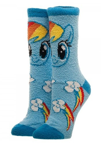 My Little Pony Fuzzy Socks