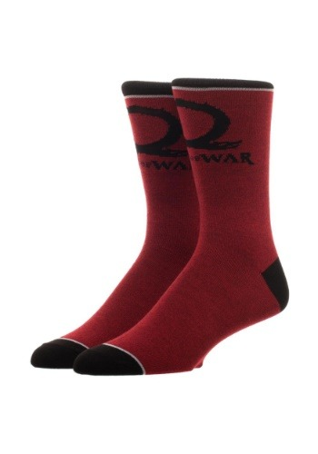 God of War Omega Crew Sock