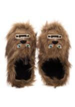 Adult Star Wars Chewbacca Scuff Slippers