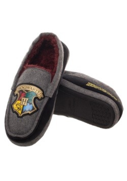 Harry Potter Hogwarts Crest Adult Moccasins