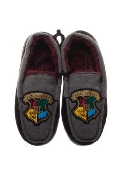 Harry Potter Hogwarts Crest Adult Moccasins